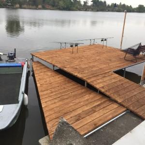 Stégépítés, csónaképítés és kereskedelem - Stég és kikötő építés - Referenciáink
